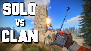 Video SOLO Player BANKRUPTS a CLAN - Rust MP3, 3GP, MP4, WEBM, AVI, FLV Agustus 2019