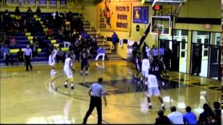 Emilio Parks NCAA Highlights