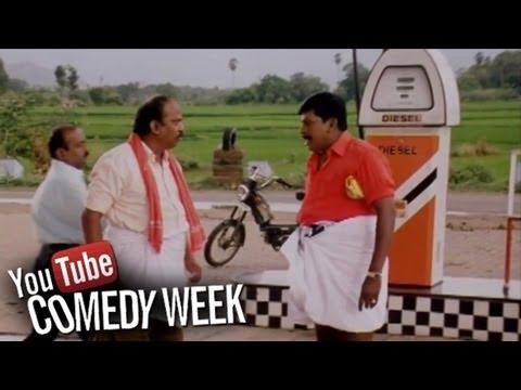 Video Deva Movie | Comedy By Vadivelu At Petrol Station download in MP3, 3GP, MP4, WEBM, AVI, FLV January 2017