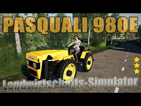 Pasquali 980e v1.0.0.0