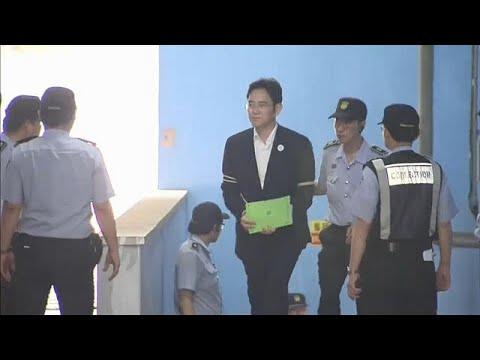 Νότια Κορέα: Ποινή κάθειρξης 12 ετών για τον κληρονόμο της Samsumg ζήτησε η εισαγγελία