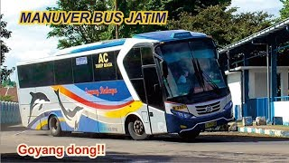 Video AKSI MANUVER TAJAM Bus Sugeng Rahayu, Mira, Harapan Jaya TERBARU 2019 MP3, 3GP, MP4, WEBM, AVI, FLV Mei 2019