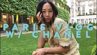 Video Paris Vlog  - Chanel Cruise Show, Flea Market, My Favorite Restaurants - Vlog#59 | Aimee Song MP3, 3GP, MP4, WEBM, AVI, FLV Juni 2018