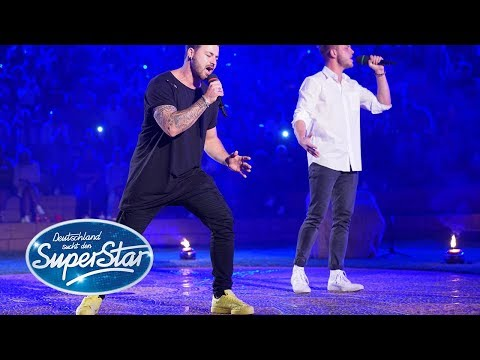 "DSDS 2018 | Michel & Sven Mit ""Here Without You"" Von 3 Doors Down"