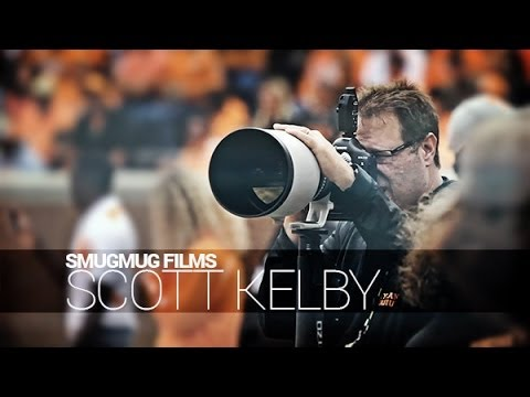 Scott Kelby – Photographer. Author. Educator.