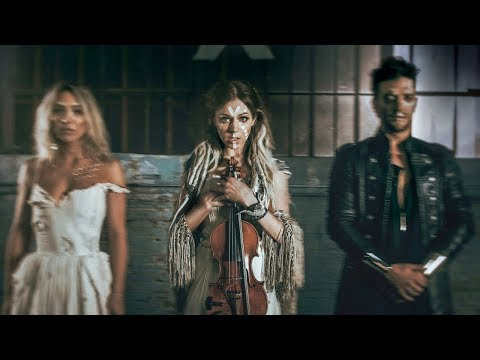 Download Lagu Stampede - Alexander Jean Ft. Lindsey Stirling Music Video