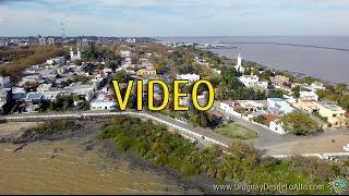 Colonia del Sacramento Uruguay  city images : Video aéreo de Colonia del Sacramento, Uruguay Desde Lo Alto