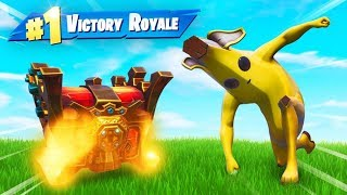 The LEGENDARY Treasure Chest Challenge!