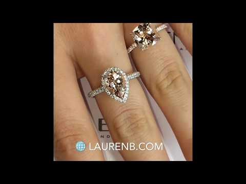Morganite Rings Comparison