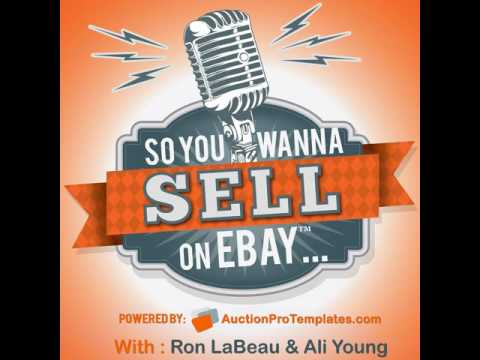 085: So You Wanna Sell On eBay - Chad Pagel