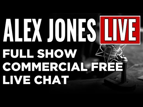 📢 Alex Jones Show • Commercial Free • Wednesday 10/18/17 ► Infowars Stream (видео)