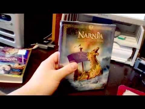 """""""Narnia: Dawn Treader"""" 3-Disk Combo Pack"""
