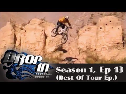 Drop In TV, Season 1 Ep. 13 Best Of (the original mountain bike TV series) FULL EPISODE
