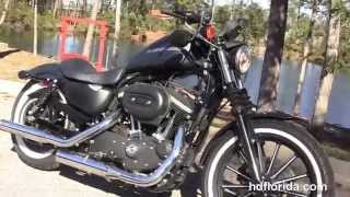 4. Used 2011 Harley Davidson Sportster Iron 883 Motorcycles for sale