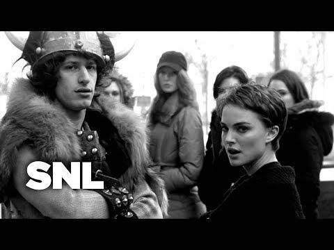 Natalie Portman rapuje