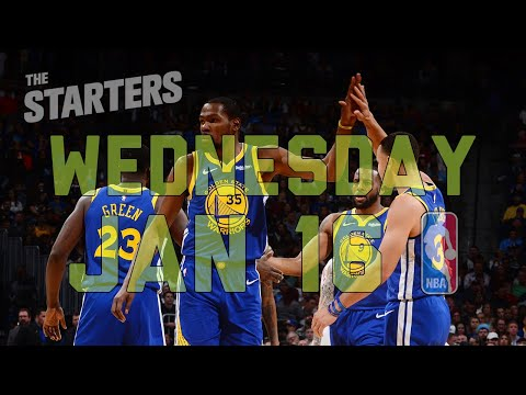 Video: NBA Daily Show: Jan. 16 - The Starters