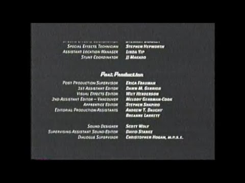 Are We There Yet? (2005) End Credits (FX 2007)