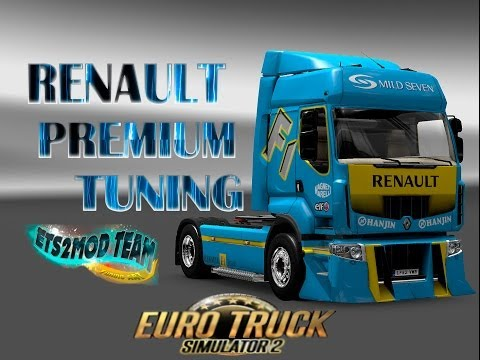 Renault Premium Tuning
