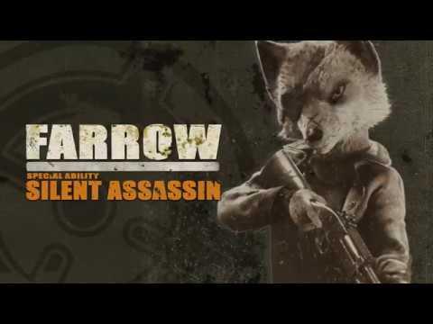 Farrow Reveal Trailer de Mutant Year Zero: Road to Eden