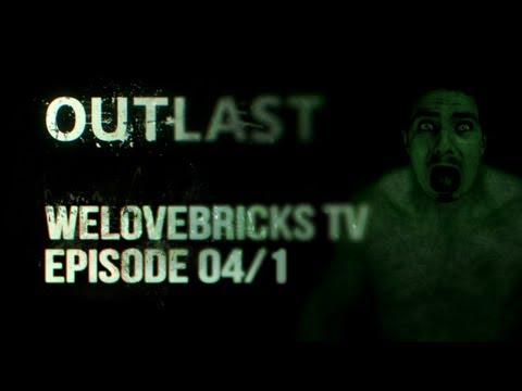 Outlast (2013) - Episode 04/1. Прохождение от WelovegamesTV!