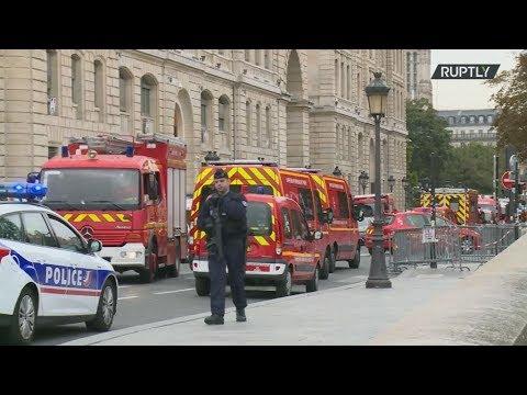 Τέσσερις νεκροί από επίθεση με μαχαίρι στο αρχηγείο της αστυνομίας στο Παρίσι