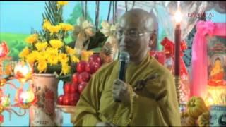Tâm nguyện làm Phật sự - Thích Nhật Từ (15/02/2014)