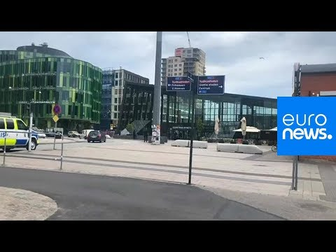 Schweden: Mann niedergeschossen - er wollte den Malmöer Bahnhof sprengen