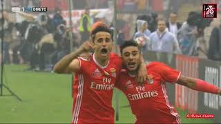 Video SL Benfica 2 V Guimarães 1 MP3, 3GP, MP4, WEBM, AVI, FLV Agustus 2019