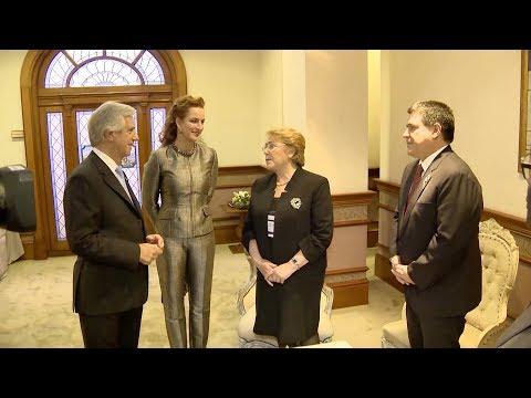 منظمة الصحة العالمية تشيد من مونتيفديو بالتزام صاحبة السمو الملكي الأميرة للا سلمى في مجال محاربة السرطان