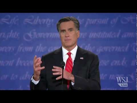 romney job plan - President Obama and Mitt Romney talk about the major differences between their individual plans for creating jobs. Subscribe to the WSJ Live YouTube Channel ...