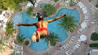 Video Il a raté la piscine et ça tourne mal... (ʘ_ʘ) MP3, 3GP, MP4, WEBM, AVI, FLV September 2017