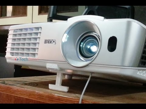 Benq - BenQ w1070 is ideal for home entertainment. The projector is powered by 3D ready support through which you can enjoy 3D videos and gaming on it. It offers co...
