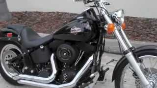 8. 1999 Harley-Davidson Softail Night Train FXSTB for sale Tampa Brandon New Port Richey Florida used