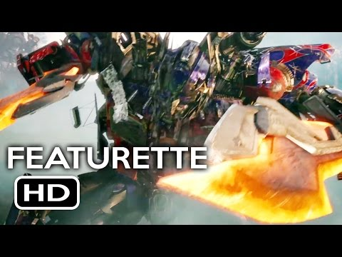 Transformers: The Last Knight IMAX Featurette (2017) Action Movie HD