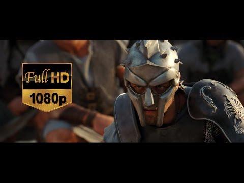 Гладиатор (2000) - Меня зовут Максимус [HD 1080p] (видео)