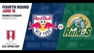 Henrietta (NY) United States  city pictures gallery : 2016 Lamar Hunt U.S. Open Cup - Fourth Round: Rochester Rhinos vs. New York Red Bulls