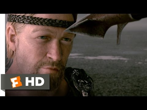 Beowulf (2/10) Movie CLIP - They Say You Have A Monster Here (2007) HD