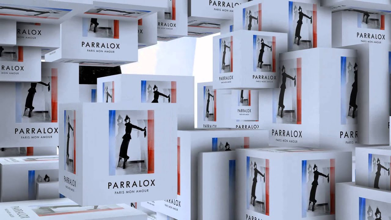 Parralox - Paris Mon Amour (Music Video)