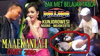 Video MAAFKANLAH - CAKMET BELAJAR TABLA - DUET ROMANTIS HITS - NEW PALLAPA KUNJOROWESI MP3, 3GP, MP4, WEBM, AVI, FLV Desember 2018