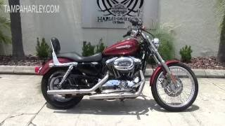 4. 2010 Harley XL 1200 C Sportster custom for sale craigslist