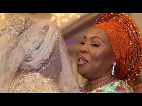 Demi + Ike : Nigerian Traditional Marriage