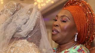 Demi + Ike : Nigerian Traditional Marriage