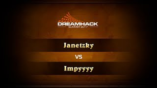 impyyyyy vs janetzky, game 1