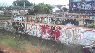 Ozone Park (NY) United States  city pictures gallery : Forgotten Rail Line: Rockaway Beach Branch in south of Ozone Park, Queens, NY