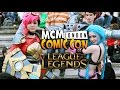 MCM London Comic Con 2015 - League of Legends Cosplay!