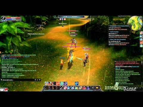 Cabal Online Gameplay+PVP [HD]