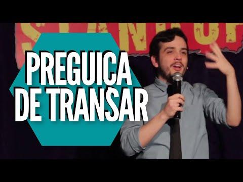 PREGUIÇA DE TRANSAR - STAND UP COMEDY - ROMINHO BRAGA