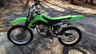 6. Overview On My 2017 Klx 140g