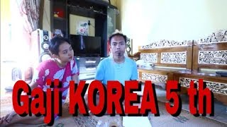 Video PENDAPATAN 5thn di KOREA MP3, 3GP, MP4, WEBM, AVI, FLV November 2018