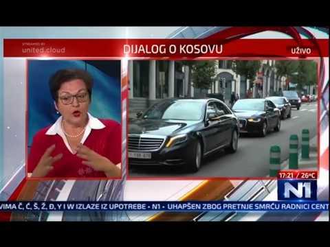 Гордана Чомић у емисији Нови дан на Н1, 27.07.2017.